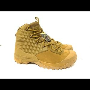 Under Armour Brown GoreTex Tactical Boots